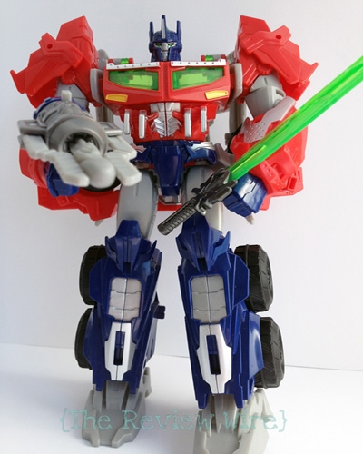 Transformers Prime Beast Hunters Voyager Class: Optimus Prime