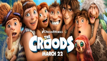 The Croods: See the Trailer and Download Two FREE Apps