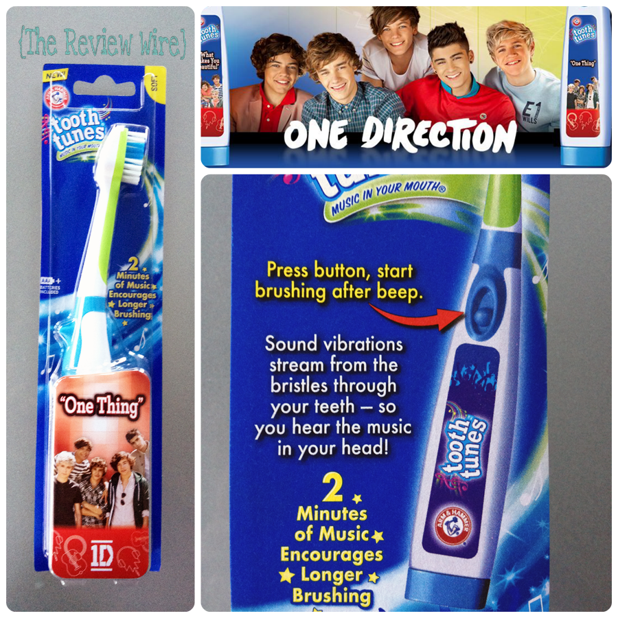One Direction Tooth Tunes
