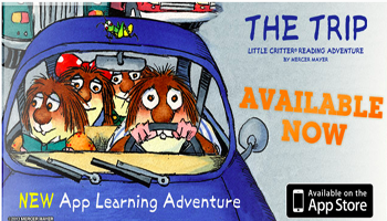 Little Critter Apps Review: The Trip Reading Adventure and GamePak