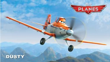 Disney's PLANES: Watch a Sneak Peek