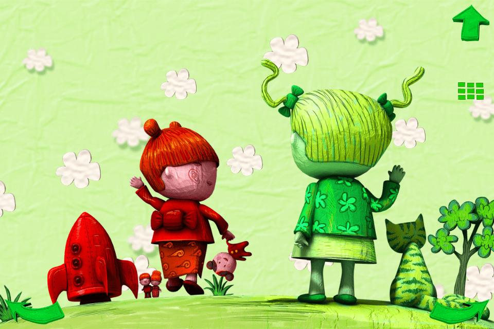 Zoe's Green Planet App