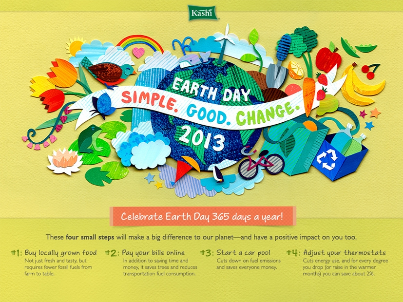 Download Earth Day Wallpaper from Kashi