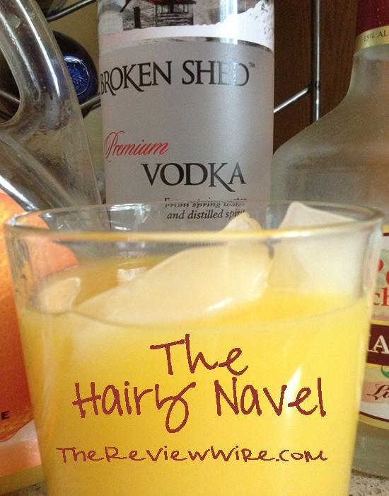 Broken Shed Vodka Review