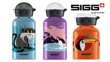 Cuipo by SIGG: Kids ECO-Friendly Water Bottles