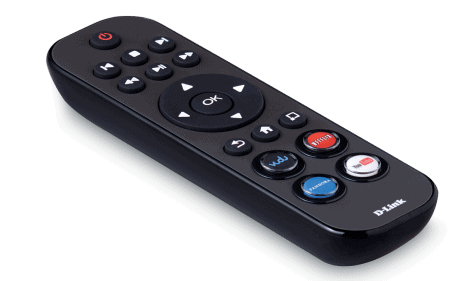 D-Link MovieNite Plus Remote