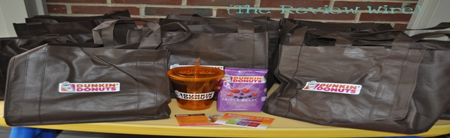 Dunkin Donuts Spring Flavors Tasting Party