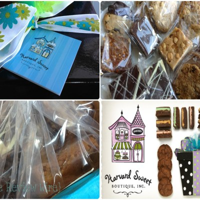 Harvard Sweet Boutique Review: Gourmet Cookies, Brownies and Gifts