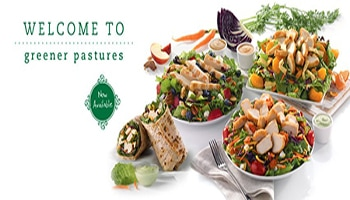 New Fresh Made Salads at Chick-fil-A
