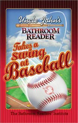 Takes a Swing at Baseball