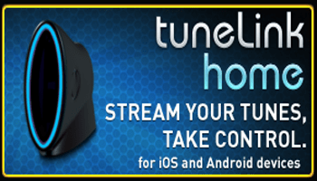New Potato Technology: TuneLink Home