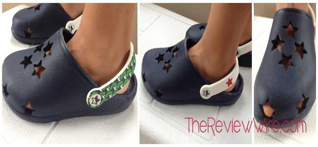Bailey Berry BB Stars Shoes