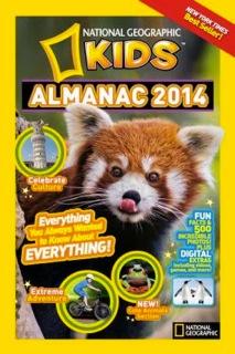 Nat Geo Kids Almanac 2014