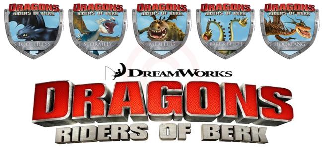 Dragons Badges