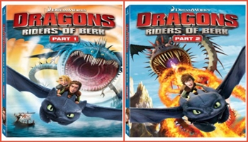 Dragons DVD