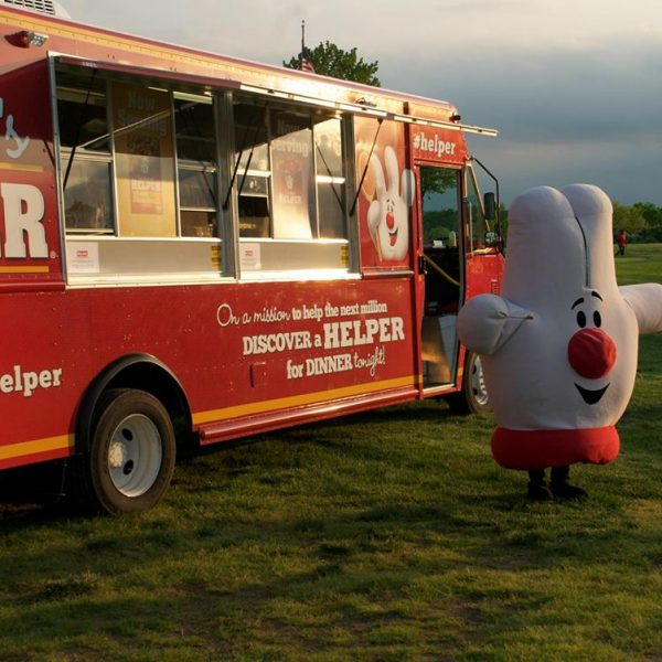Hamburger Helper Tour Cincinnati