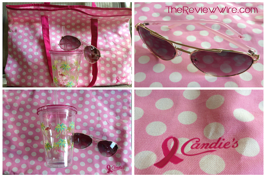Kohl's Cares Candie's Breast Cancer Products