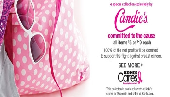 Kohls Cares Candie's Collection