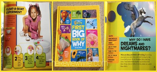 Nat Geo Kids Big Book of Why