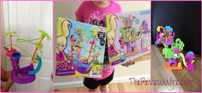 Polly Pocket Review