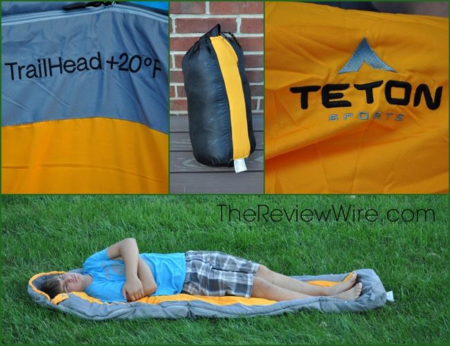 Teton Sleeping Bag