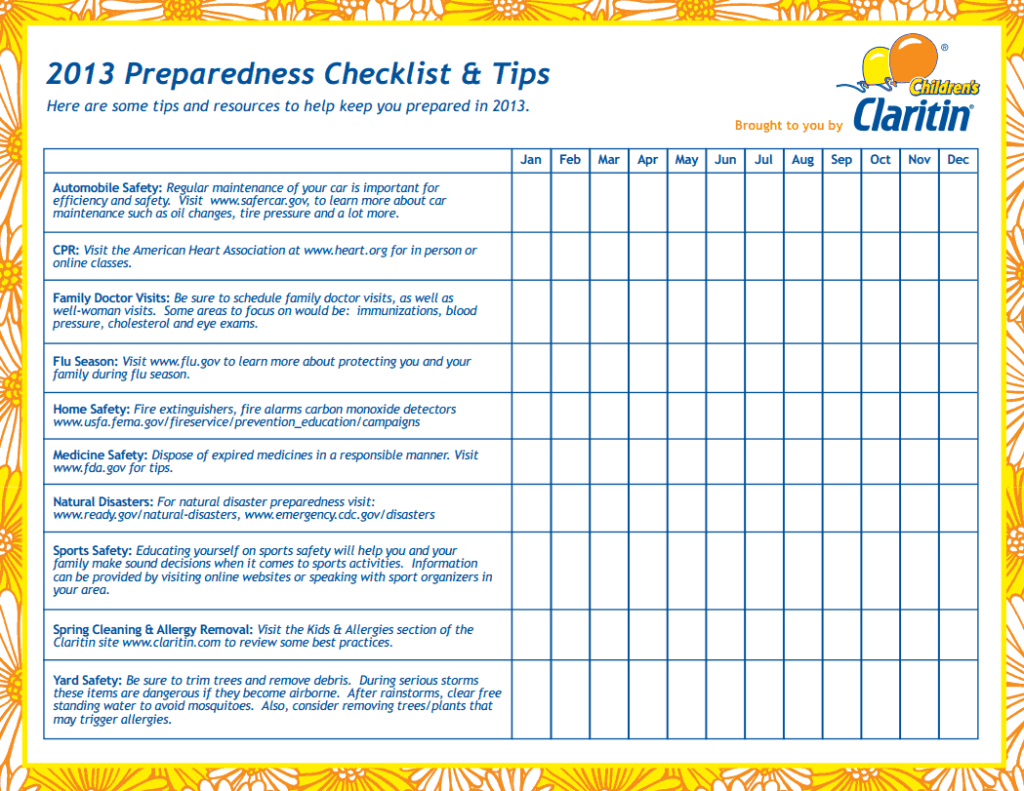 childrens-claritin-checklist