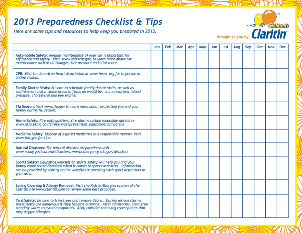 childrens-claritin-checklist
