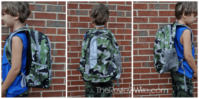 Bookwork Backpack