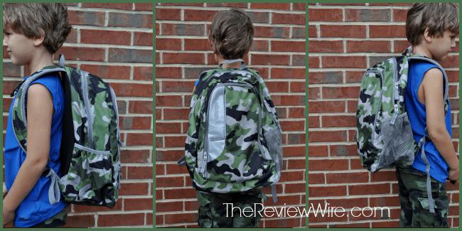 Bookwork Backpack