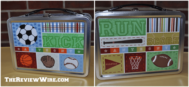 ISeeMe! Personalized Lunchbox