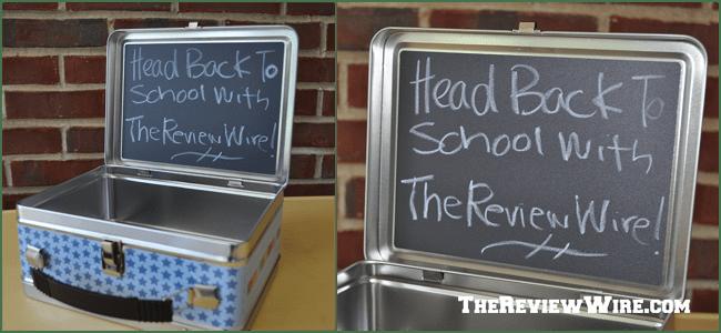 ISeeMe! Personalized Lunchbox