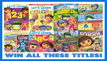 Nick Jr. Back To School