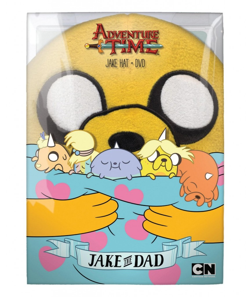 Adventure Time: Jake the Dad DVD