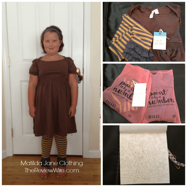 Cleo Lap Dress Matilda Jane Clothing