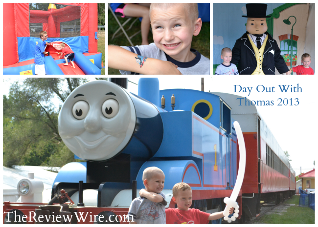 Day Out With Thomas 2013