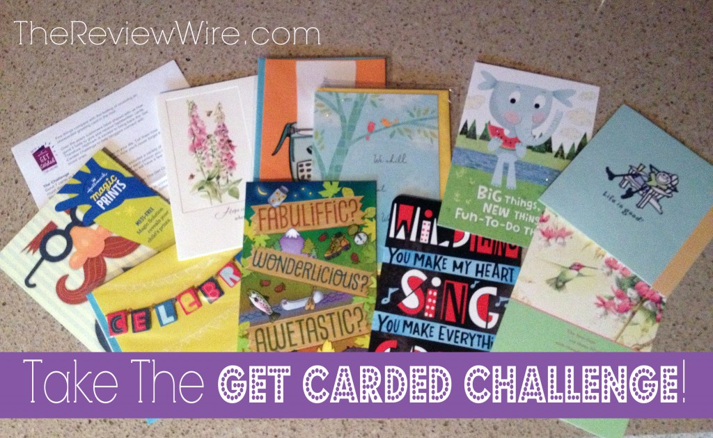Get Carded Challenge