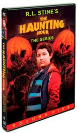 The Haunting Hour The Series  Volume 5 DVD