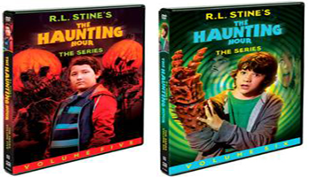 R.L. Stine's The Haunting Hour: The Series – Volume 5 and Volume 6