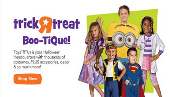 "Toys""R""Us Halloween Must-Haves"