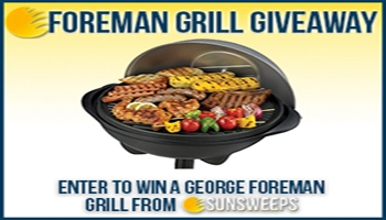 foreman Grill Giveaway