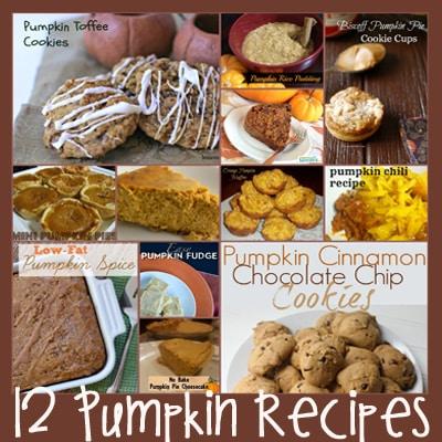 12-Pumpkin-Recipes