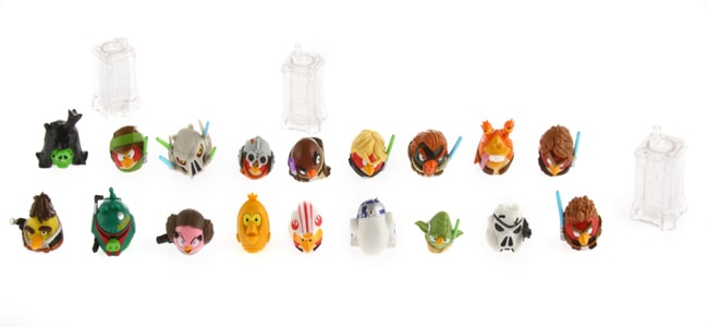 ABSW Telepods Figures