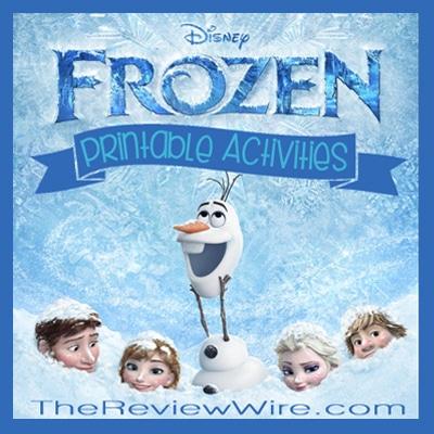Disney's_Frozen_Printable_ Activities