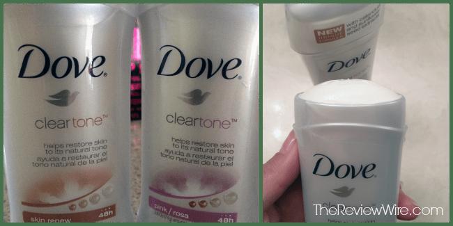 Dove Clear Tone