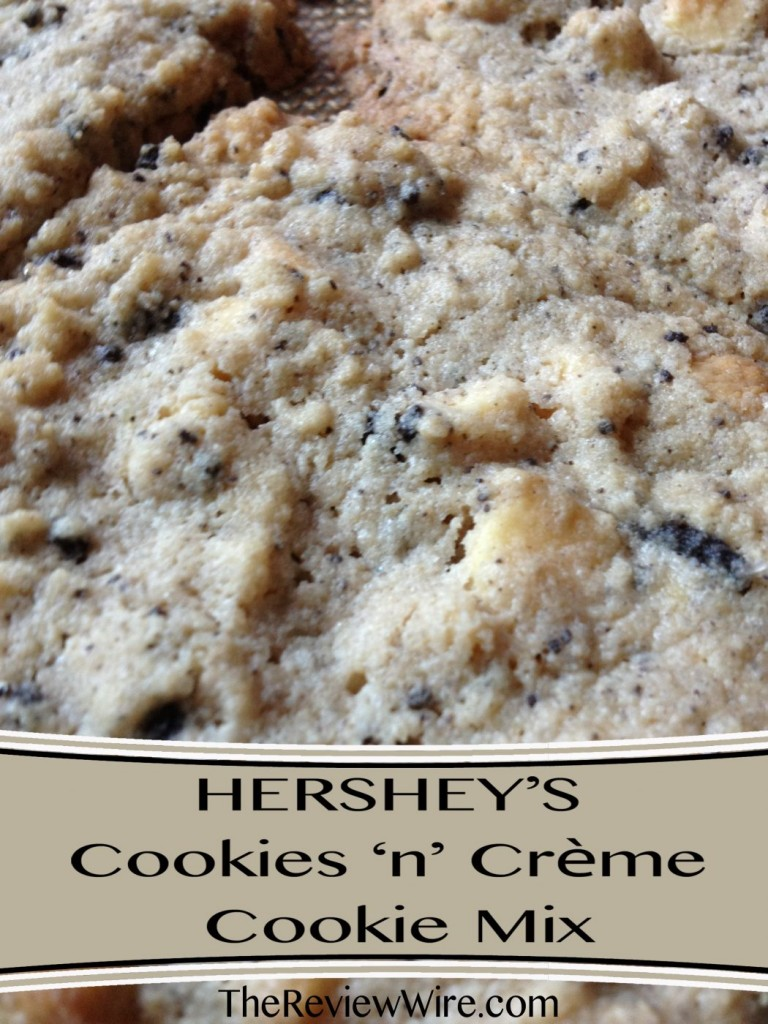 HERSHEY'S Cookies 'n' Crème Cookie Mix