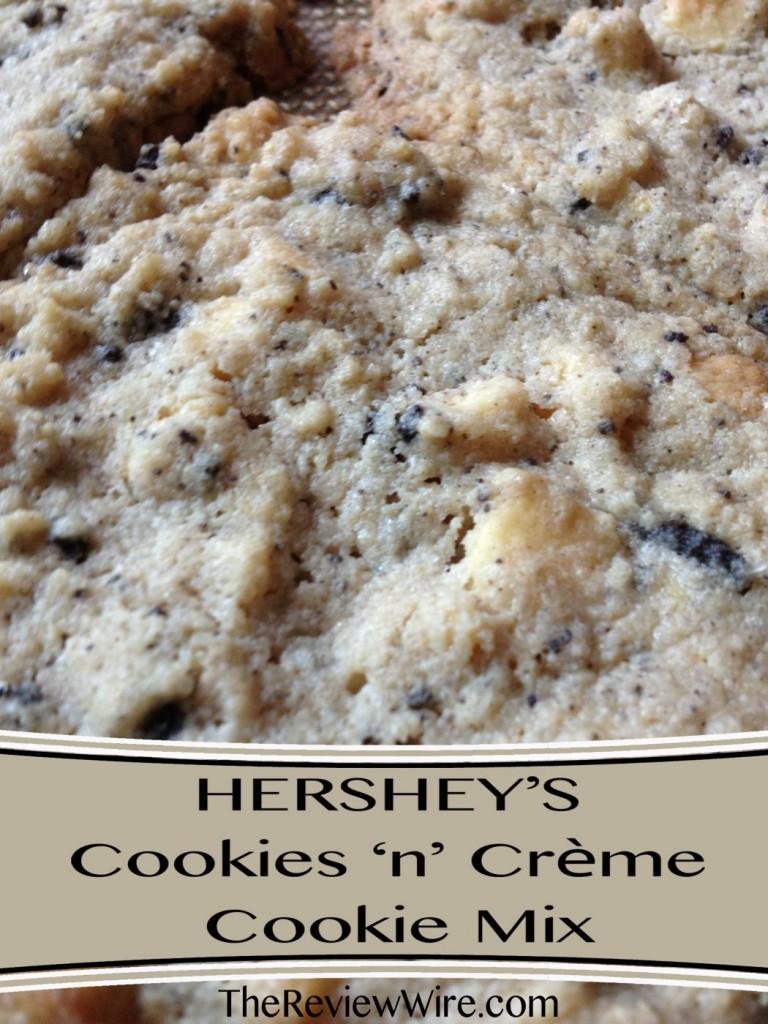 HERSHEY'S Cookies 'n' Crème Cookie Mix