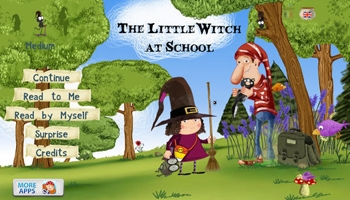 Little Witch at School App