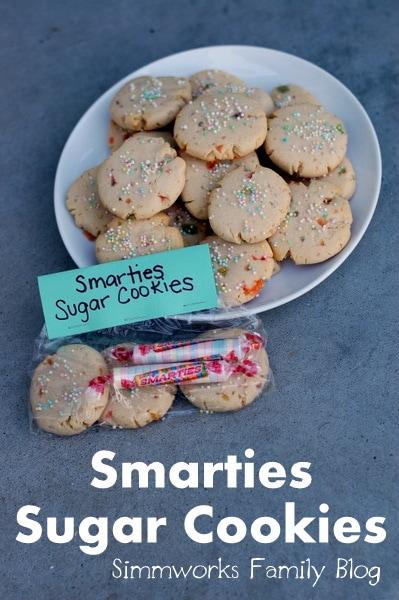 Perfect Halloween Smarties Treats #IAmASmartie 50