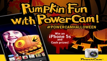 PowerCam Sweepstakes
