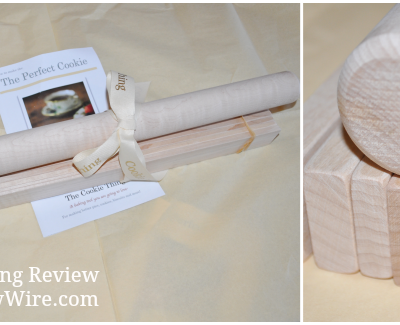 Cookie Thing Review: The Cookie Baking Tool + Sugar Cookie Recipe
